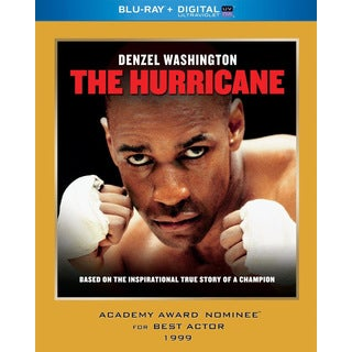 The Hurricane (Blu-ray Disc)