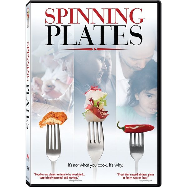Spinning Plates (DVD) 12081003