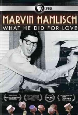 American Masters: Marvin Hamlisch: What He Did for Love (DVD)
