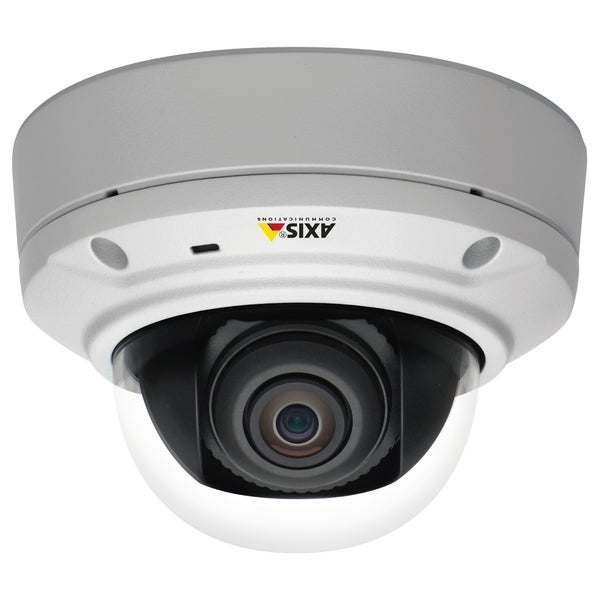 AXIS M3026-VE 3 Megapixel Network Camera - Color, Monochrome - M12-mo
