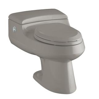 Kohler San Raphael Cashmere Comfort Height 1-piece Elongated Toilet
