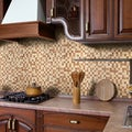 Instant Mosaic Stone Peel and Stick Tile