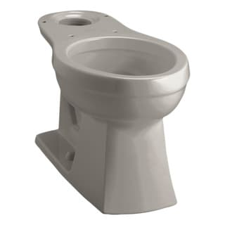 Kohler Kelston Cashmere Elongated Toilet Bowl