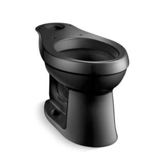 Kohler 'Cimarron' Black Comfort Height Elongated Toilet Bowl Only