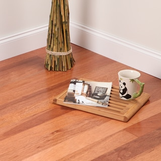 "Envi Exotic Blonde Laurel 1/2"" x 3 1/2 inch Engineered Hardwood Flooring"