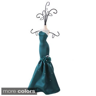 Jacki Design Elegant Rose Jewelry Mannequin (Small)