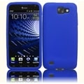 BasAcc Blue Silicone Case for Samsung Galaxy S2 Skyrocket HD i757