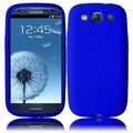 BasAcc Blue Silicone Case for Samsung Galaxy S3 i9300/ i747/ L710