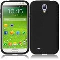 BasAcc Black Silicone Case for Samsung Galaxy S4 i9500