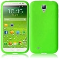 BasAcc Neon Green Silicone Case for Samsung Galaxy S4 i9500