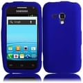 BasAcc Blue Silicone Case for Samsung Rush M830
