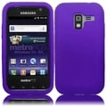 BasAcc Purple Silicone Case for Samsung Galaxy Admire 4G R820