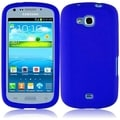 BasAcc Blue Silicone Case for Samsung Galaxy Axiom R830/ Admire 2