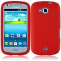BasAcc Red Silicone Case for Samsung Galaxy Axiom R830/ Admire 2
