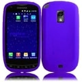 BasAcc Purple Silicone Case for Samsung Galaxy S/ Lightray 4G R940