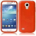 BasAcc Orange Silicone Case for Samsung S4 Mini