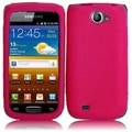 BasAcc Hot Pink Silicone Case for Samsung Exhibit II 4G T679