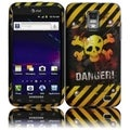 BasAcc Danger TPU Case for Samsung Galaxy S2 Skyrocket i727