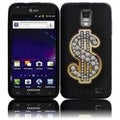 BasAcc Black/ Dollar TPU Case for Samsung Galaxy S2 Skyrocket i727