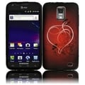 BasAcc Heart on Stars TPU Case for Samsung Galaxy S2 Skyrocket i727