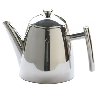 Frieling Primo 34-ounce Stainless Steel Teapot with Infuser
