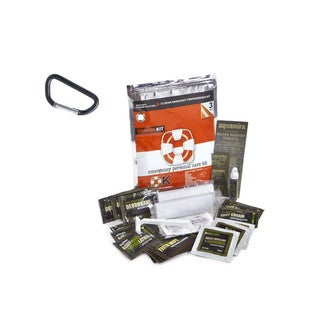 United Spirit of America 72 Hour Emergency Kit with Carabineer