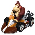 Super Mario Brothers Donkey Kong Large Pull Back Racer Car