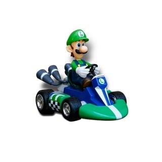 Super Mario Brothers 1:8 Scale Remote Control Luigi Kart