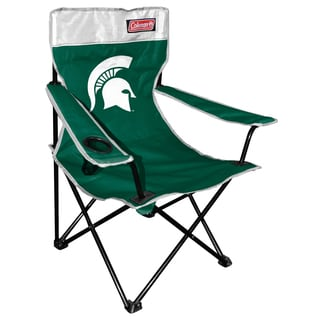 Coleman NCAA Michigan State Spartans Quad Tailgate Chair