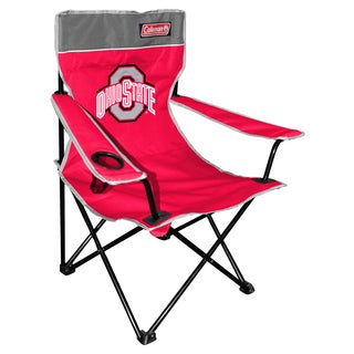 Coleman NCAA Ohio State Buckeyes Quad Tailgate Chair