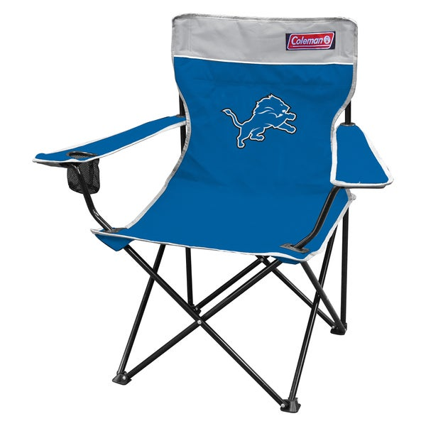 NFL Detroit Lions Quad Tailgate Chair 12083116