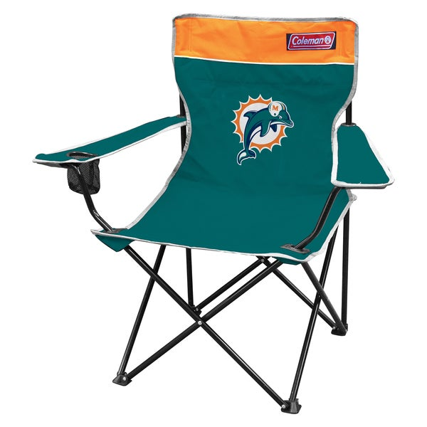 NFL Miami Dolphins Quad Tailgate Chair 12083125