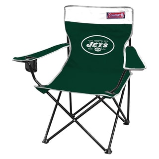 NFL New York Jets Quad Tailgate Chair