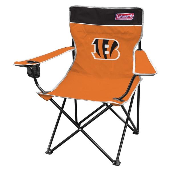 Coleman NFL Cincinnati Bengals Quad Tailgate Chair 12083129
