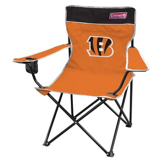 Coleman NFL Cincinnati Bengals Quad Tailgate Chair