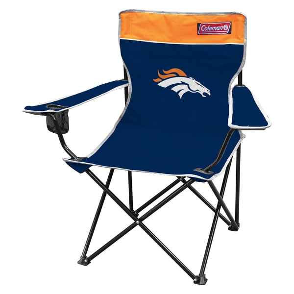 NFL Denver Broncos Quad Tailgate Chair 12083130