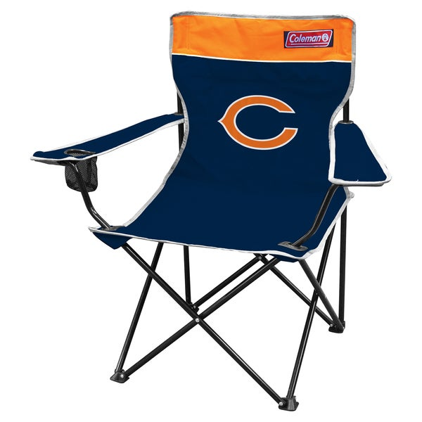 NFL Chicago Bears Quad Tailgate Chair 12083139