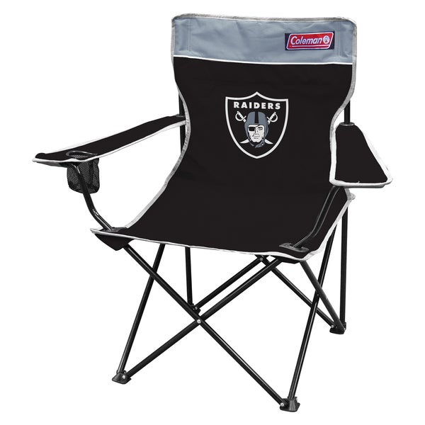 NFL Oakland Raiders Quad Tailgate Chair 12083145