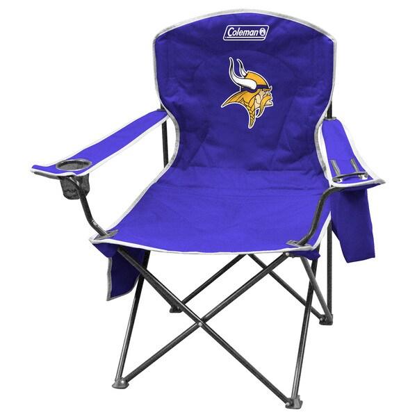 Coleman NFL Minnesota Vikings XL Cooler Quad Chair 12083158
