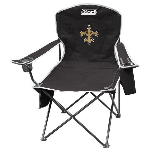 NFL New Orleans Saints XL Cooler Quad Chair