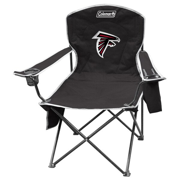 NFL Atlanta Falcons XL Cooler Quad Chair