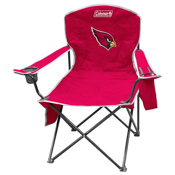 Coleman NFL Arizona Cardinals XL Cooler Quad Chair 12083167