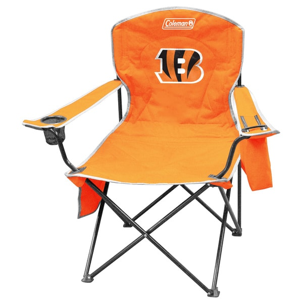 NFL Cincinnati Bengals XL Cooler Quad Chair 12083171