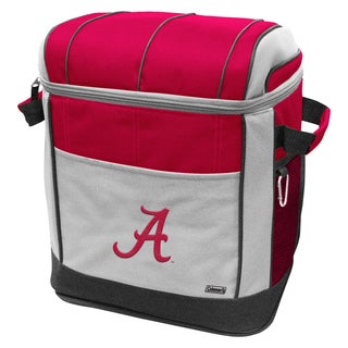 Coleman NCAA Alabama Crimson Tide 50-can Rolling Cooler