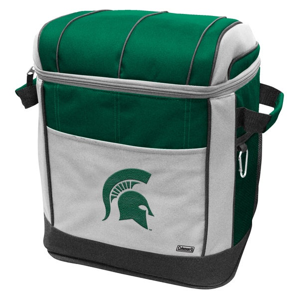 Coleman NCAA Michigan State Spartans 50-can Rolling Cooler 12083194