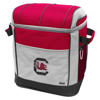 Coleman NCAA South Carolina Gamecocks 50-can Rolling Cooler