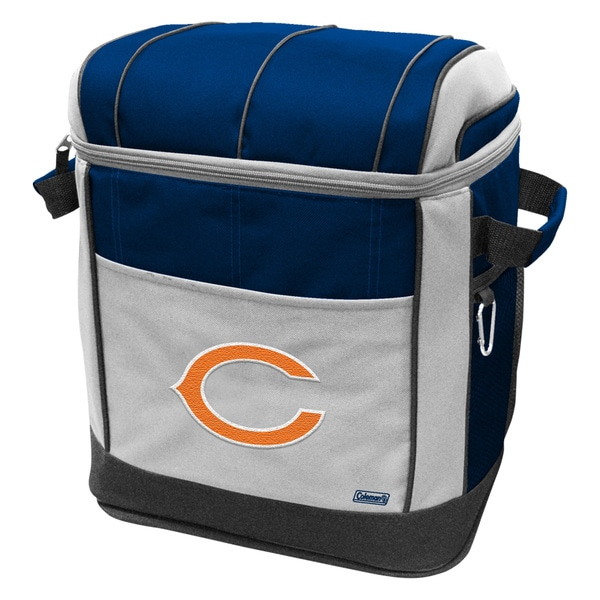 Coleman NFL Chicago Bears 50-can Rolling Cooler