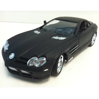 Mercedes Benz Black SLR 1:24 Scale RC Car