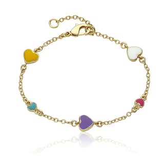 Little Miss Twin Star 'I Love My Jewels' Bracelet