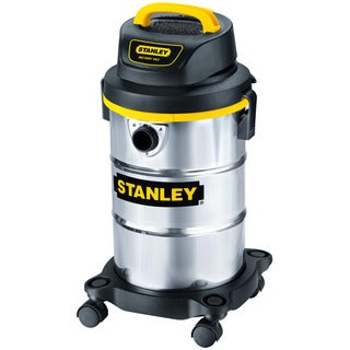 Stanley Stainless Steel Wet and Dry 5-gallon Vacuum